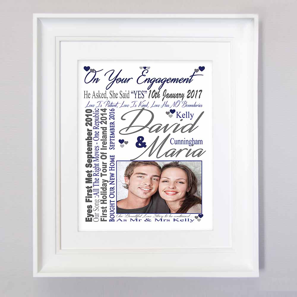 Love Is Patient, Love IS Kind Sentiment Frame