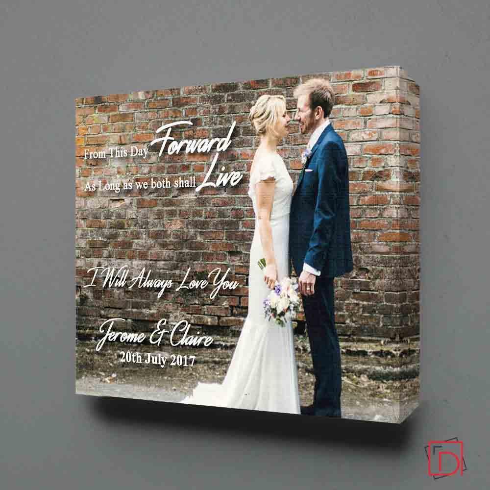 I Will Always Love You Wall Art - Do More With Your Pictures