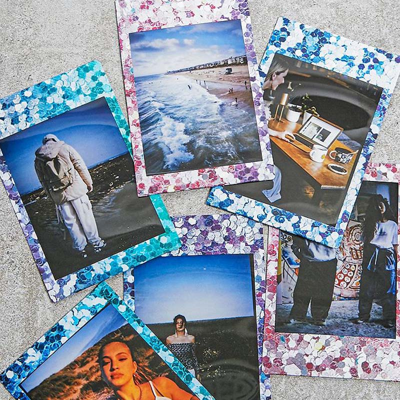 Fujifilm Instax Mini Instant Confetti Photo Film | 10 Shots