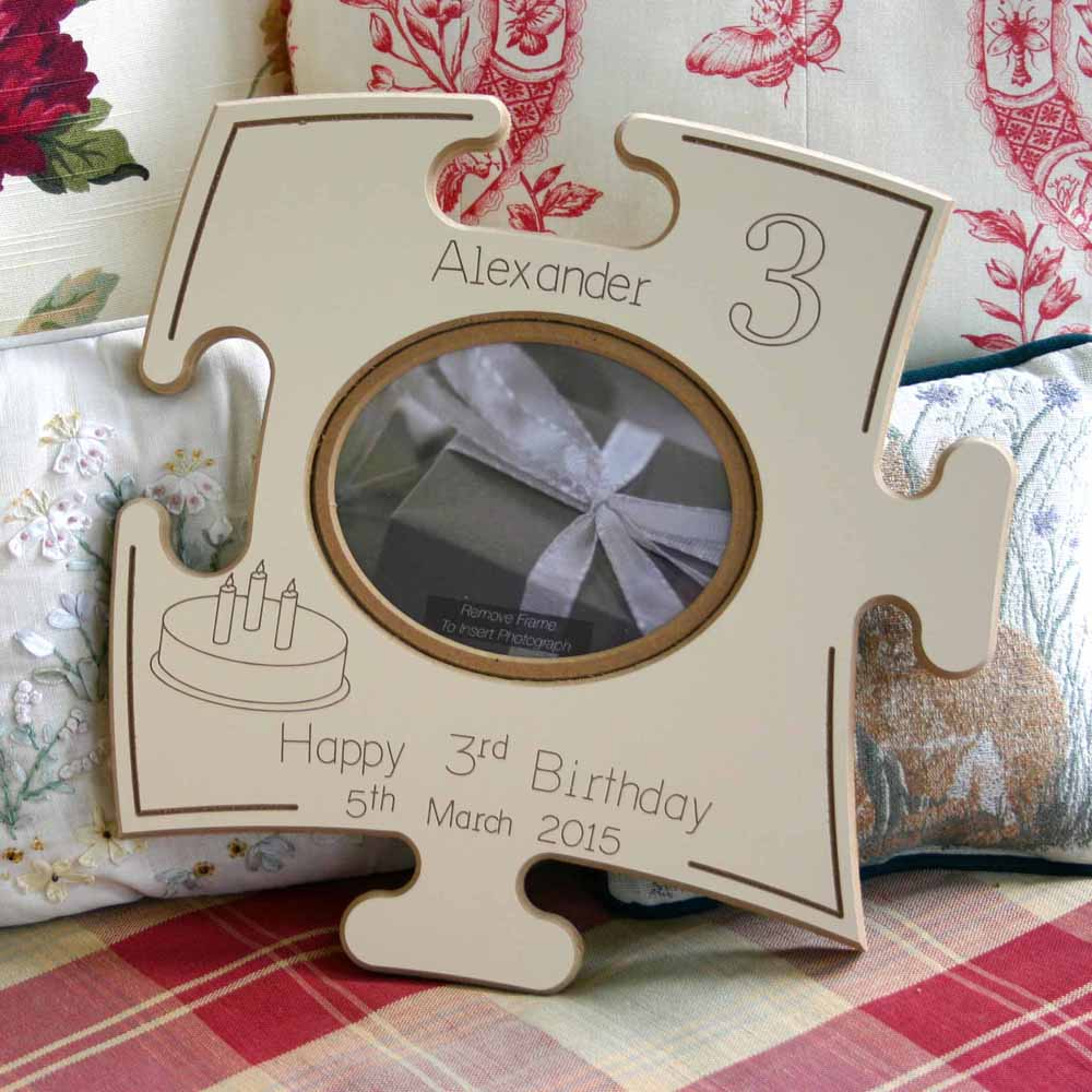 personalised gift frame