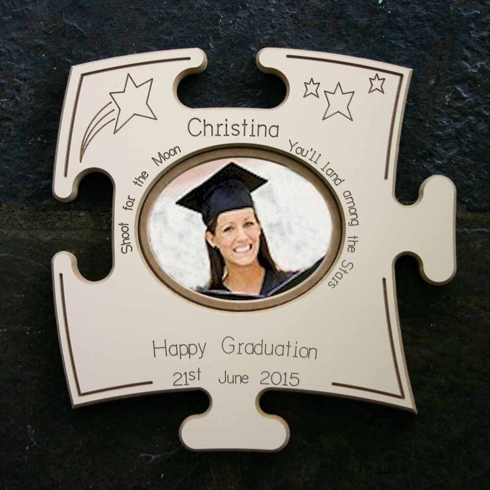 Graduation Puzzle Board Gift Frame - Do More With Your Pictures