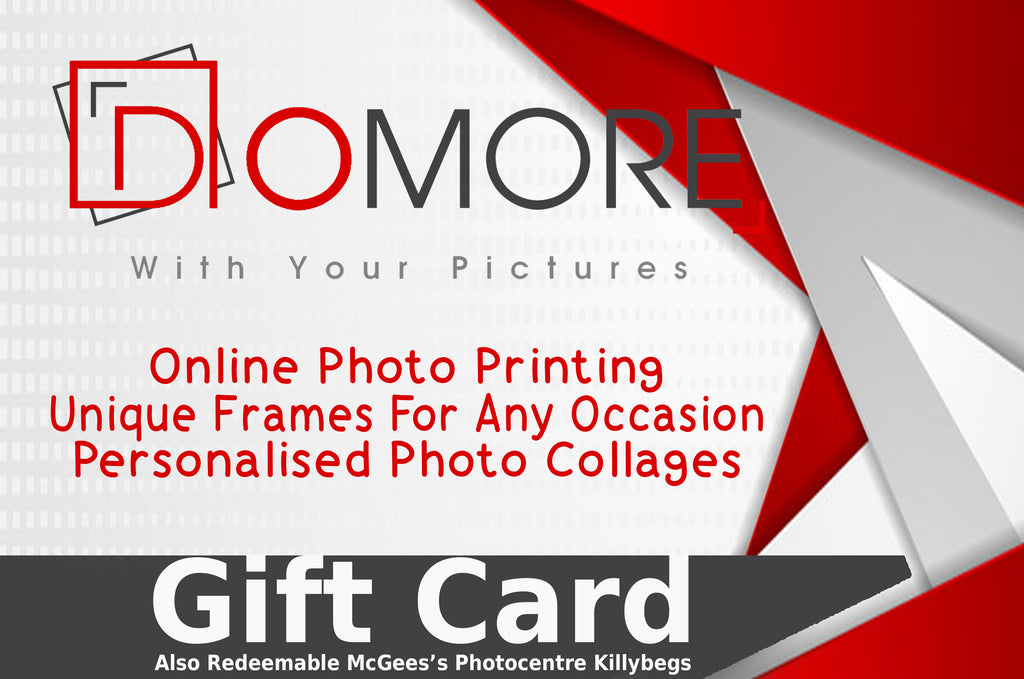 Gift Card - Do More With Your Pictures