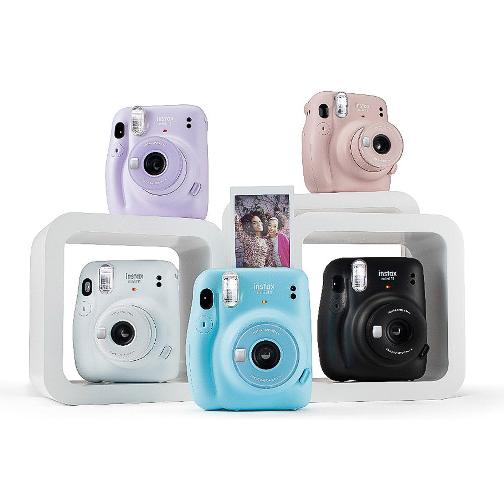 Fujifilm Instax Mini 11 Instant Camera | Blush Pink