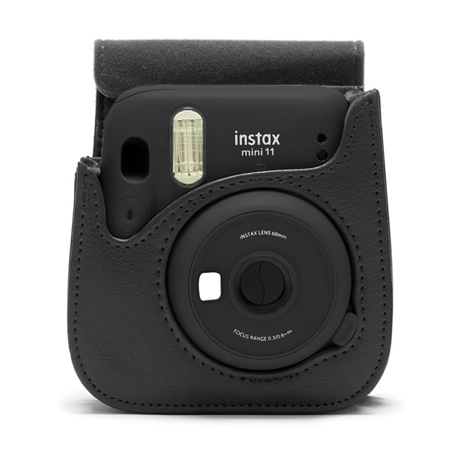 Fujifilm Instax Mini 11 Camera Case | Charcoal Black