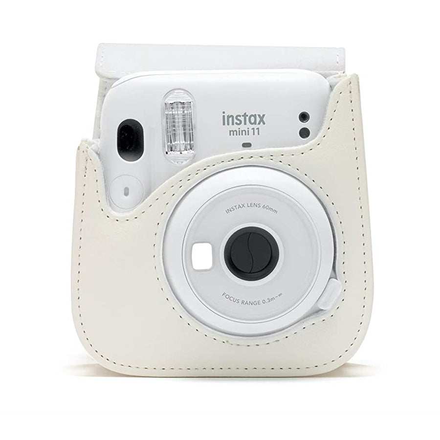 Fujifilm Instax Mini 11 Camera Case | White
