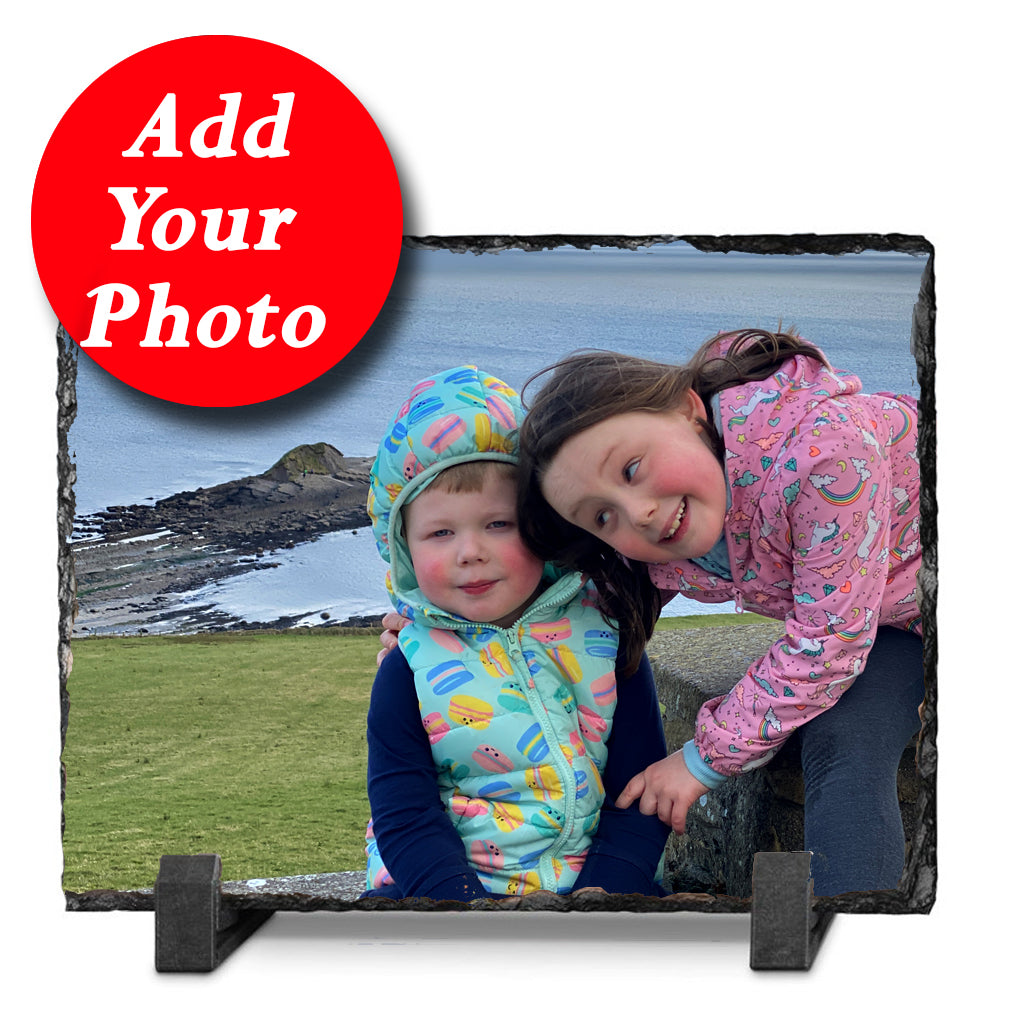 Slate From Your Photo