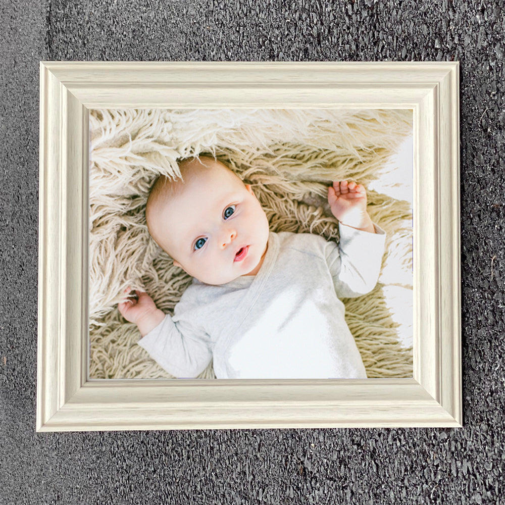 Atlantic Cream Photo Frame in Various Sizes