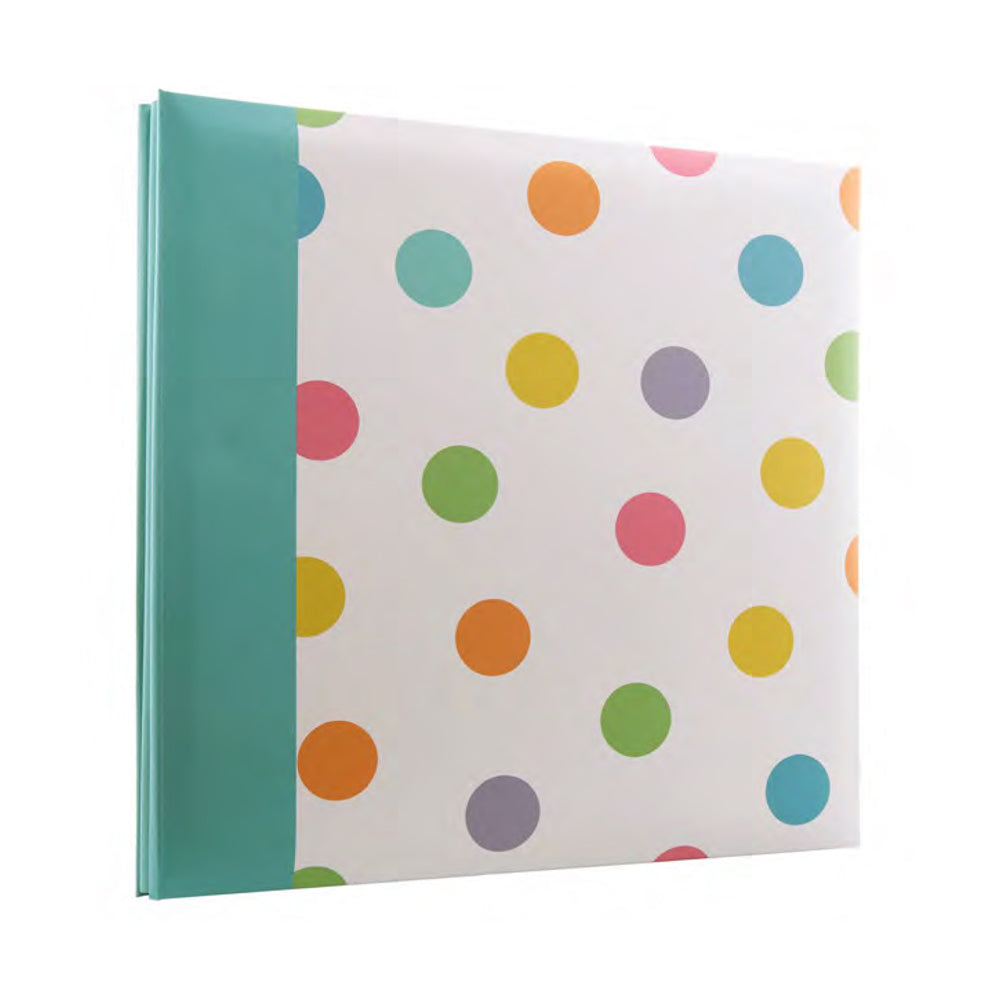 "Kenro Candy Series 200 Photos 5x7"" Memo Photo Album Polka Dot"
