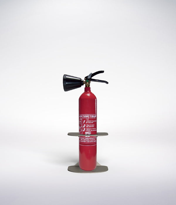 fire extinguisher wall bracket