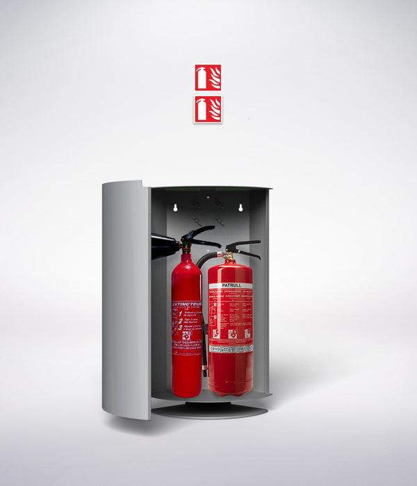 fire extinguisher cabinets amazon