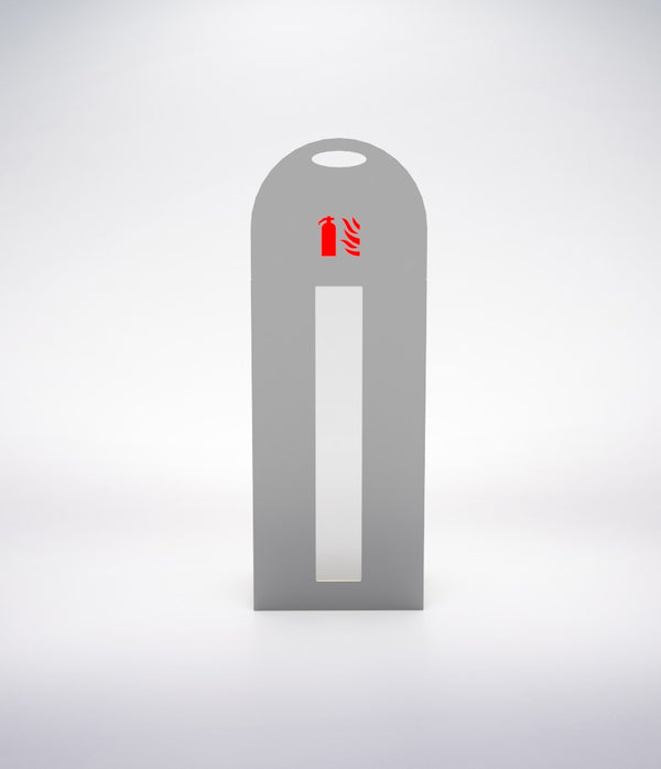 decorative fire extinguisher cover