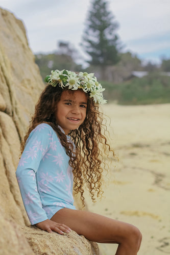 Little Indii Girl - Native Flower