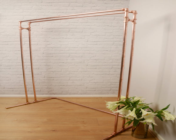 Double Copper Arch