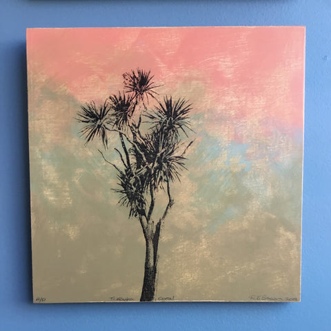 Cabbage Tree panel