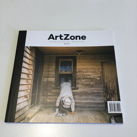Art Zone Issue 84
