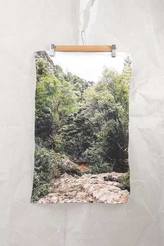 New Zealand Bush Tea Towel