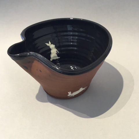 Small Bunny Pouring Bowl