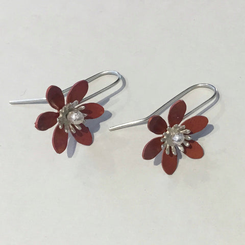 Clematis Earring
