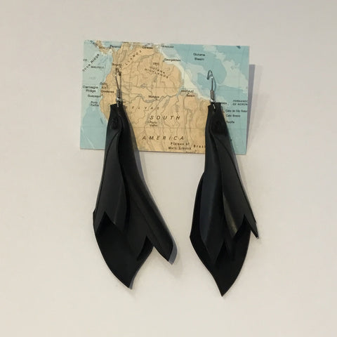 Bureau 55 #17 Kowhai Earrings
