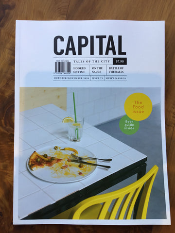 Capital Magazine Issue 73 October/November 2020 - The Food Issue
