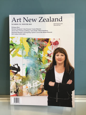 Art New Zealand - Issue 170 - Winter 2019