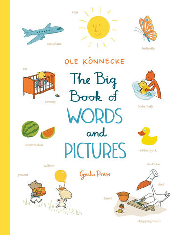 The Big Book of Words and Pictures by Ole Könnecke