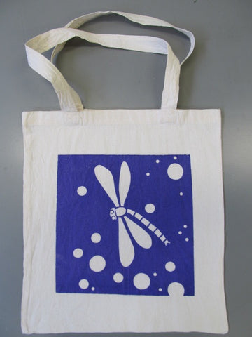 Literary Festival Screen print tote bag Friday 4th October