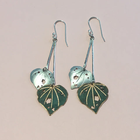Kawakawa Earrings (kawa13)