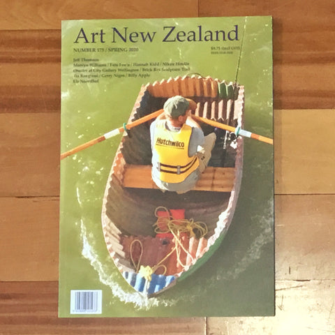 Art New Zealand - Issue 175 - Spring  2020