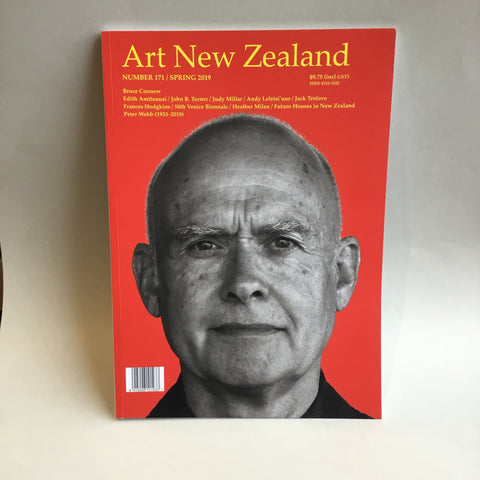 Art New Zealand - Issue 171 - Spring 2019