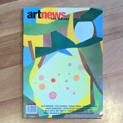 Art News New Zealand - Summer 2019
