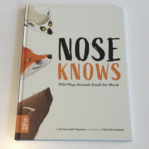 Nose Knows by Emmanuelle Figueras