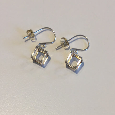 Cute Cubes Earrings