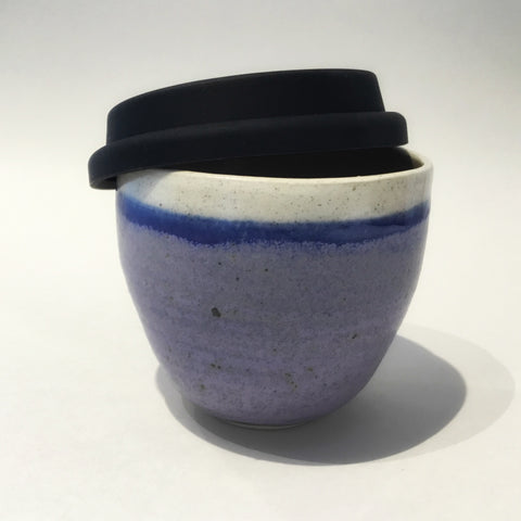 Earthy Purple Travel Cup (small)
