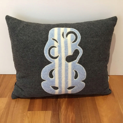Seam Tiki Cushion