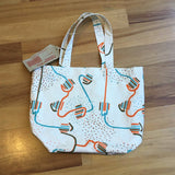 Domestic Bliss Tote Bags