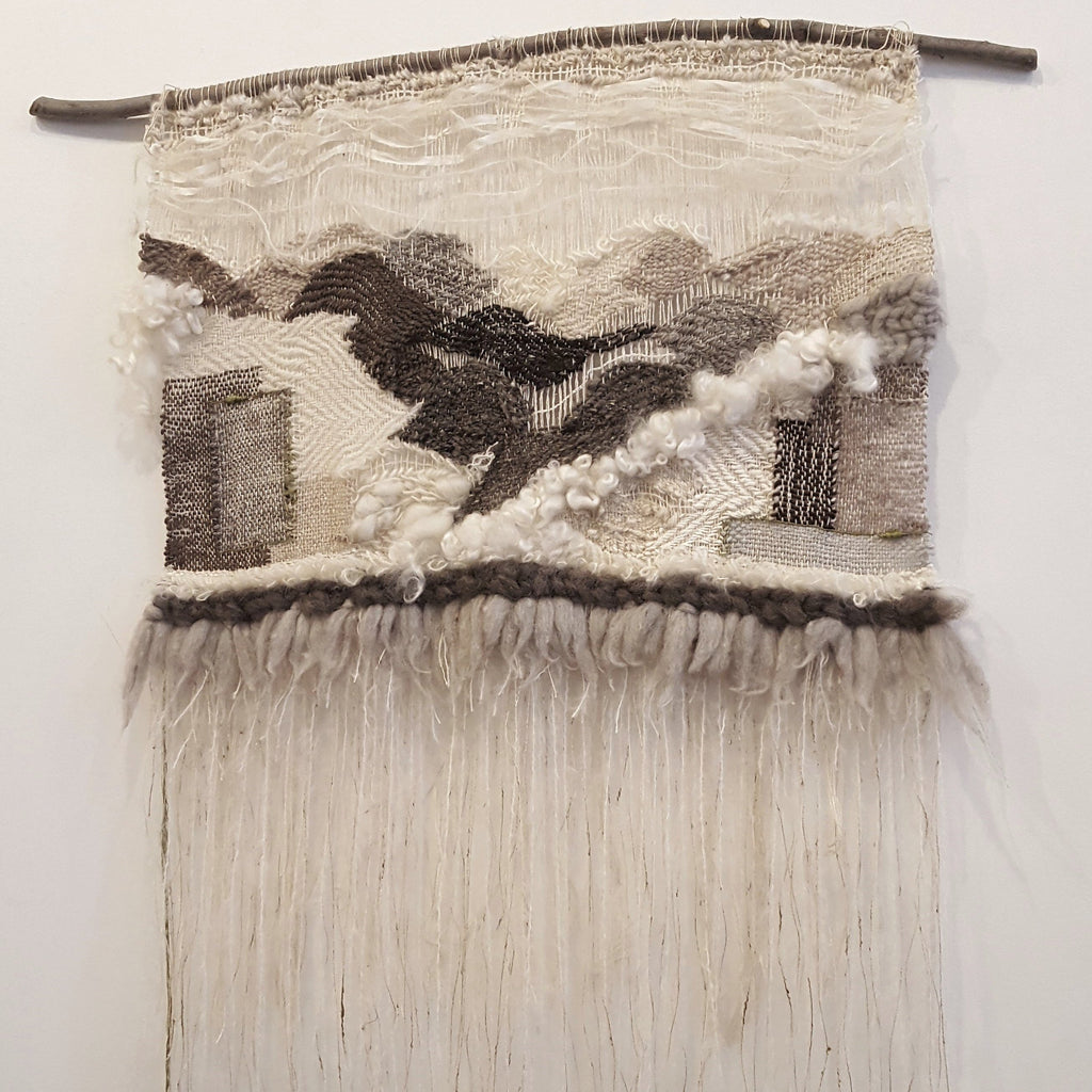 - ONLINE CLASS -<br>Introduction to Freeform Tapestry with Anne Choi (8/22)