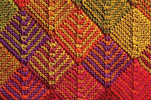 Woolworks Curriculum Guide Grades 3-8 Lesson 12: Domino Knitting