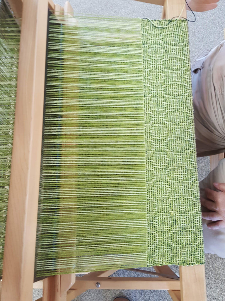 Beginning Weaving and Beyond with Tom Jipson