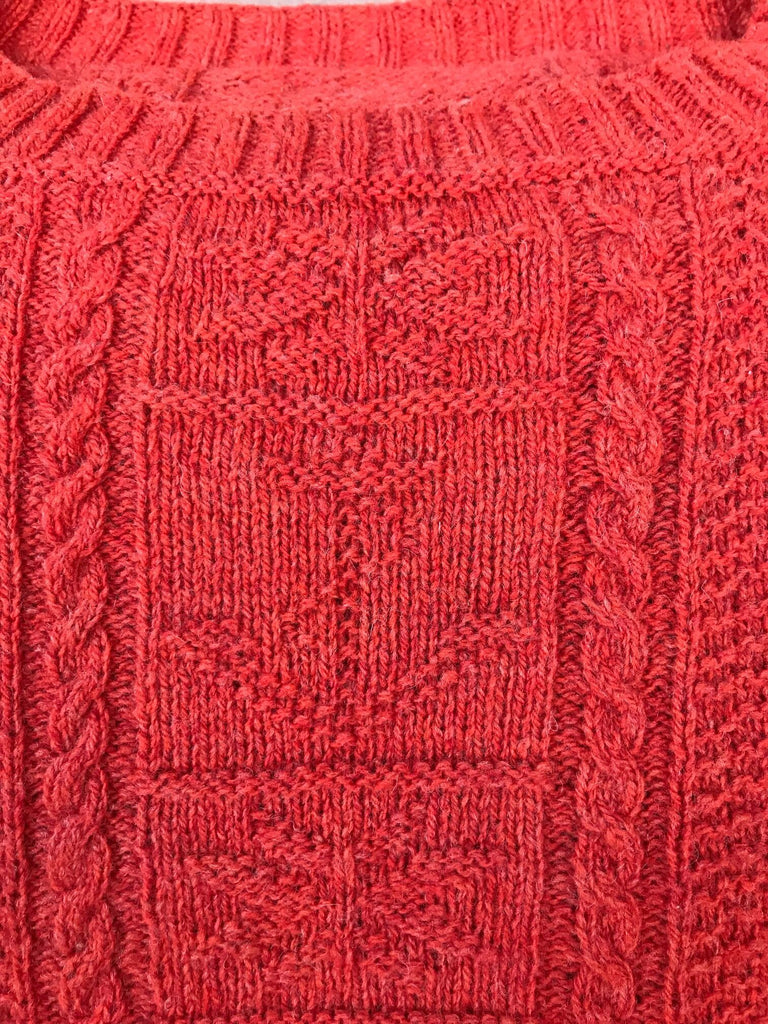 Gansey Knitting and Design with Donna Kay (2019)