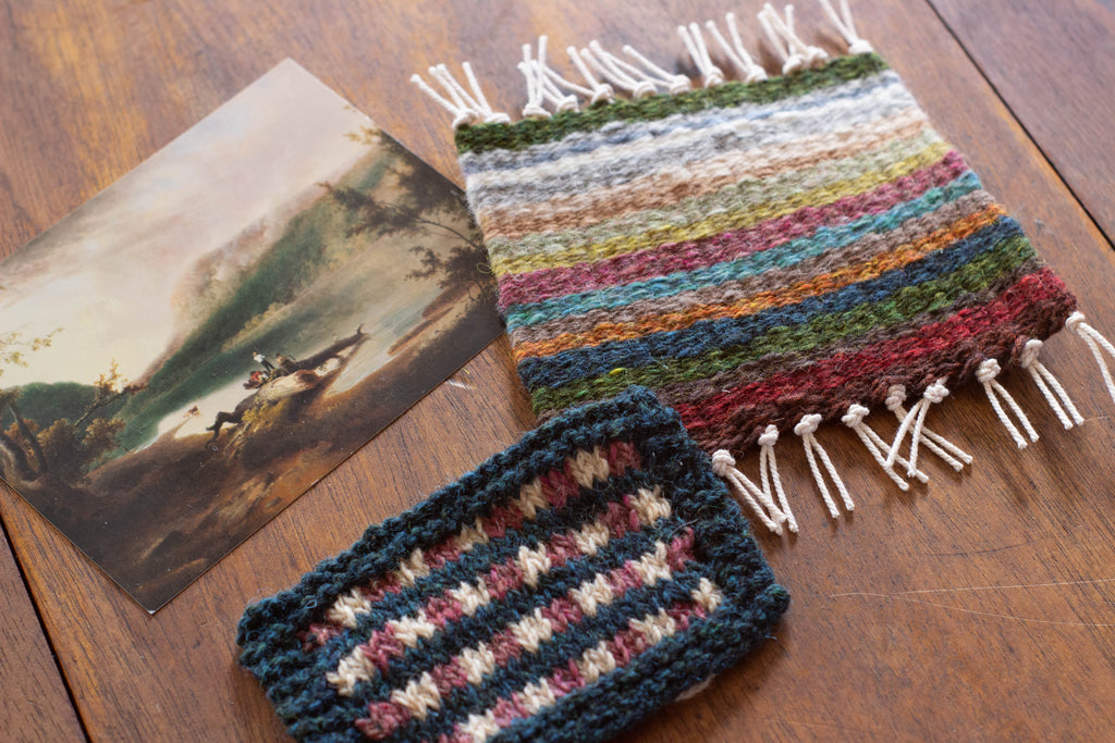 Art and Wool with Hannah Thiessen (8/15-8/16)
