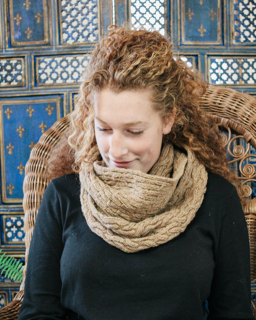 Winding Water Cowl