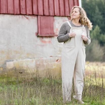 Linen Overalls with Andrea Hungerford (8/7-8/8)