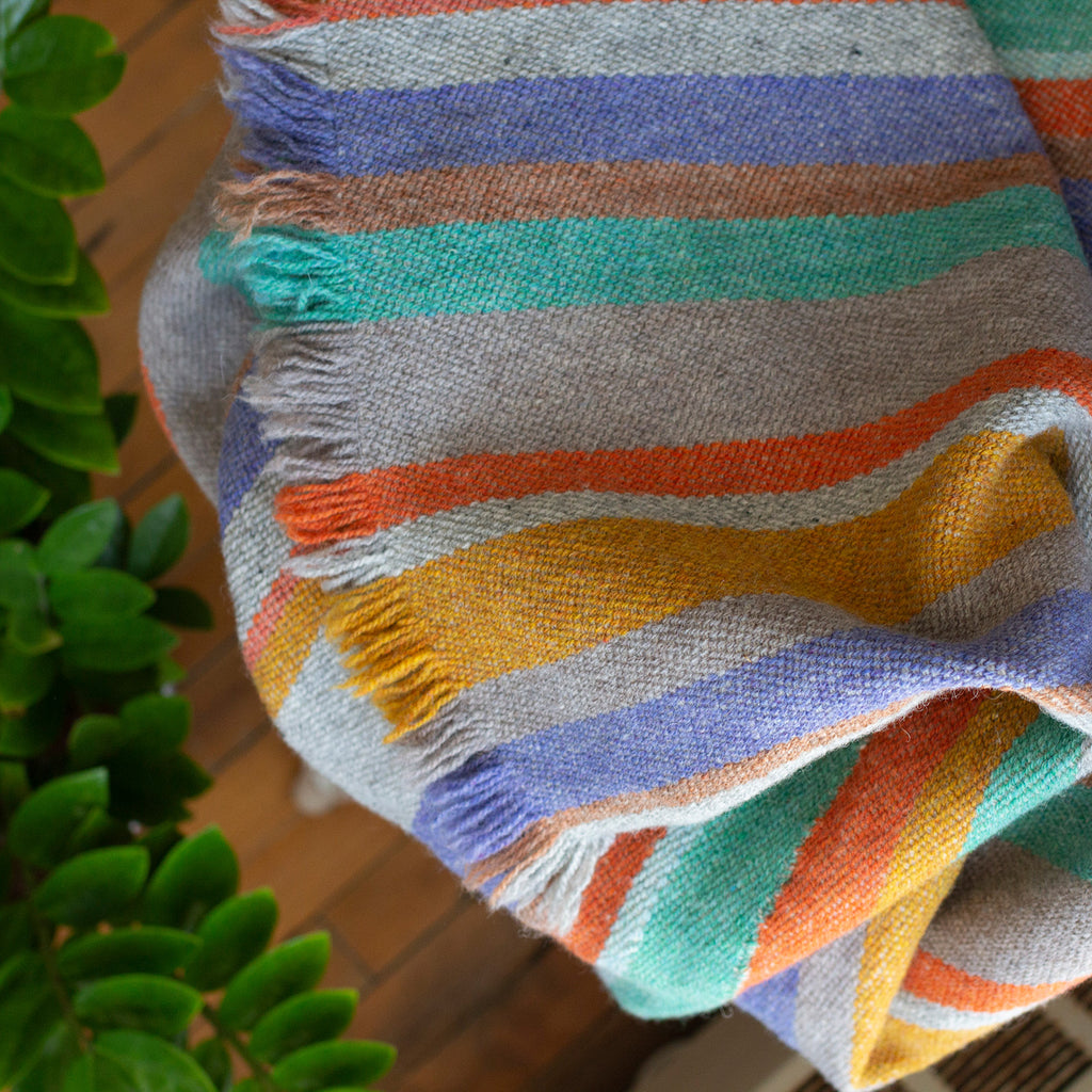 Striped Blankets with Peggy Hart (9/20-9/24)