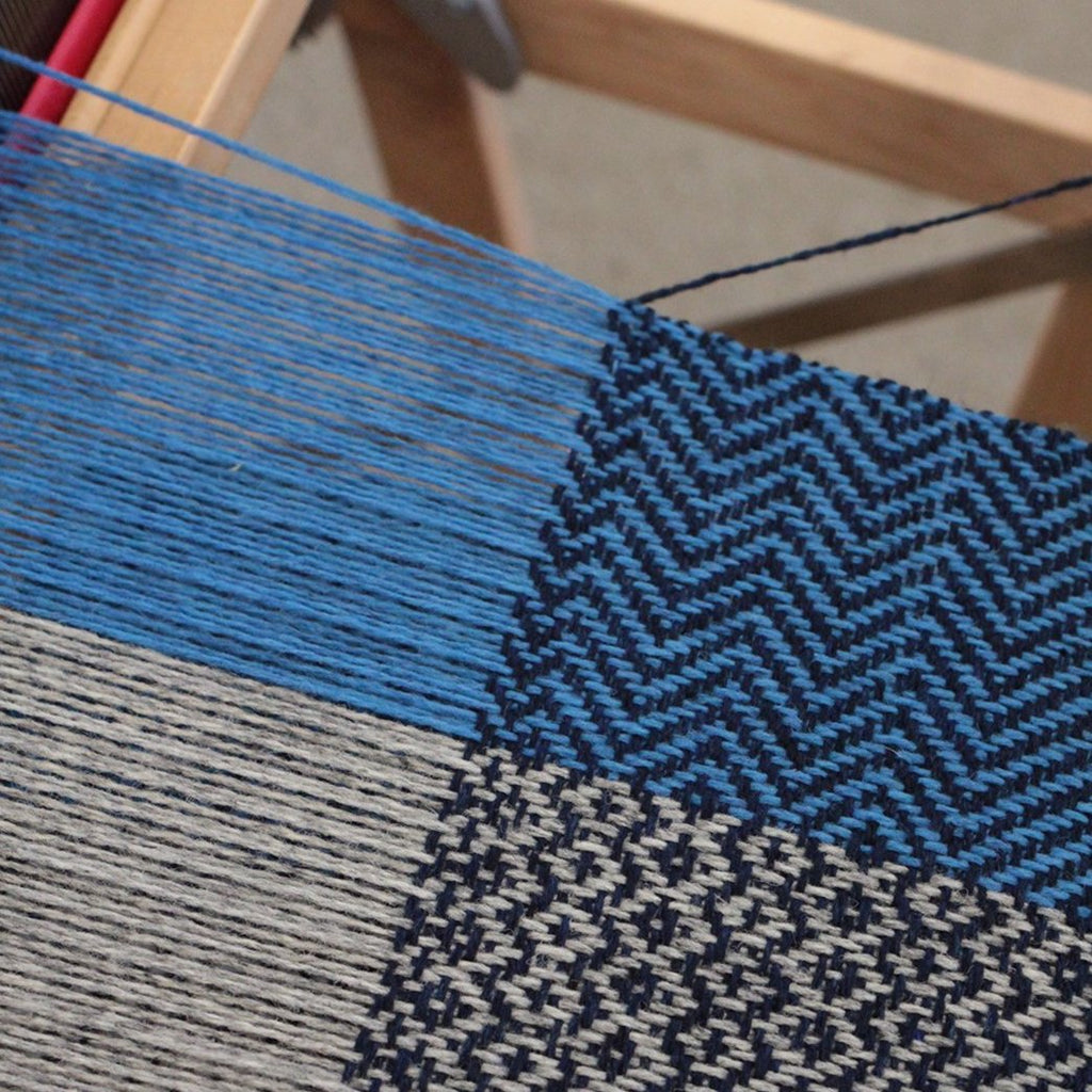 Beginning Weaving and Beyond with Tom Jipson (Oct. 7th – 11th)