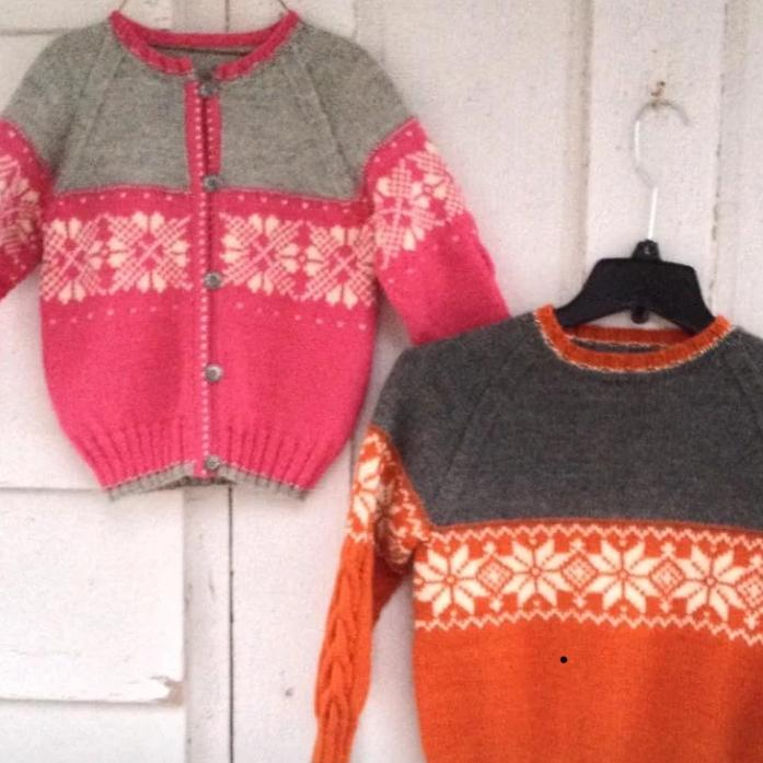 Norwegian Sweater Design with Donna Kay (10/26-10/30)