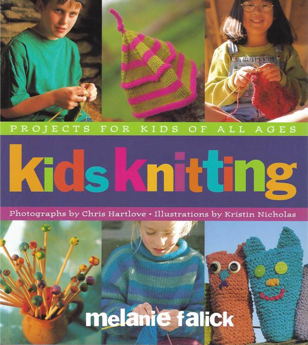 Kid's Knitting Book