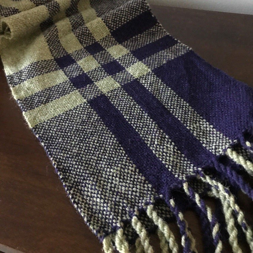 Introduction to the Rigid Heddle Loom with Kate Kilgus (9/9-9/10)