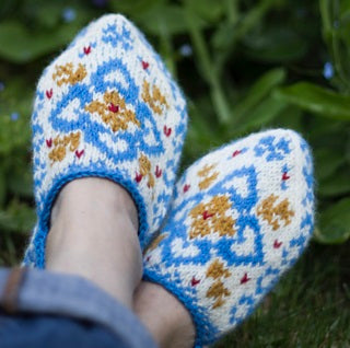 Scandinavian Slippers: Next Steps! with Kristin Drysdale (7/11)