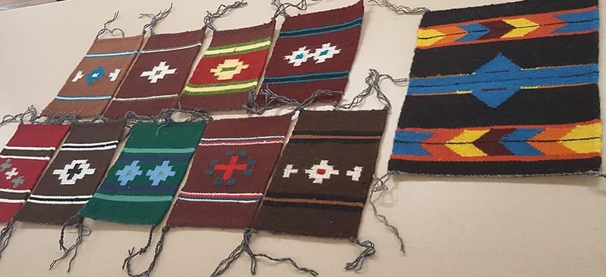 SOLD OUT- Navajo Weaving (and Warping) with Lynda Teller Pete & Barbara Teller Ornelas